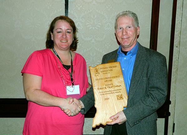 IAA Distinguished Service Award