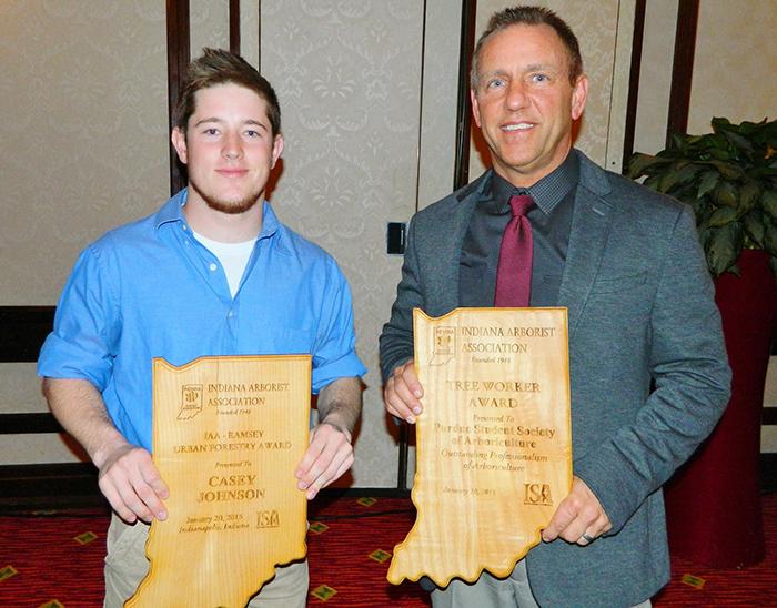 Ramsey/IAA Student Award