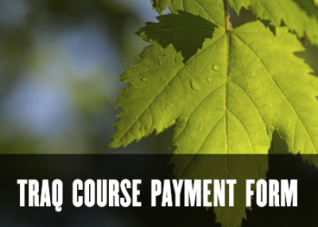 TRAQ Course Payment Form PDF