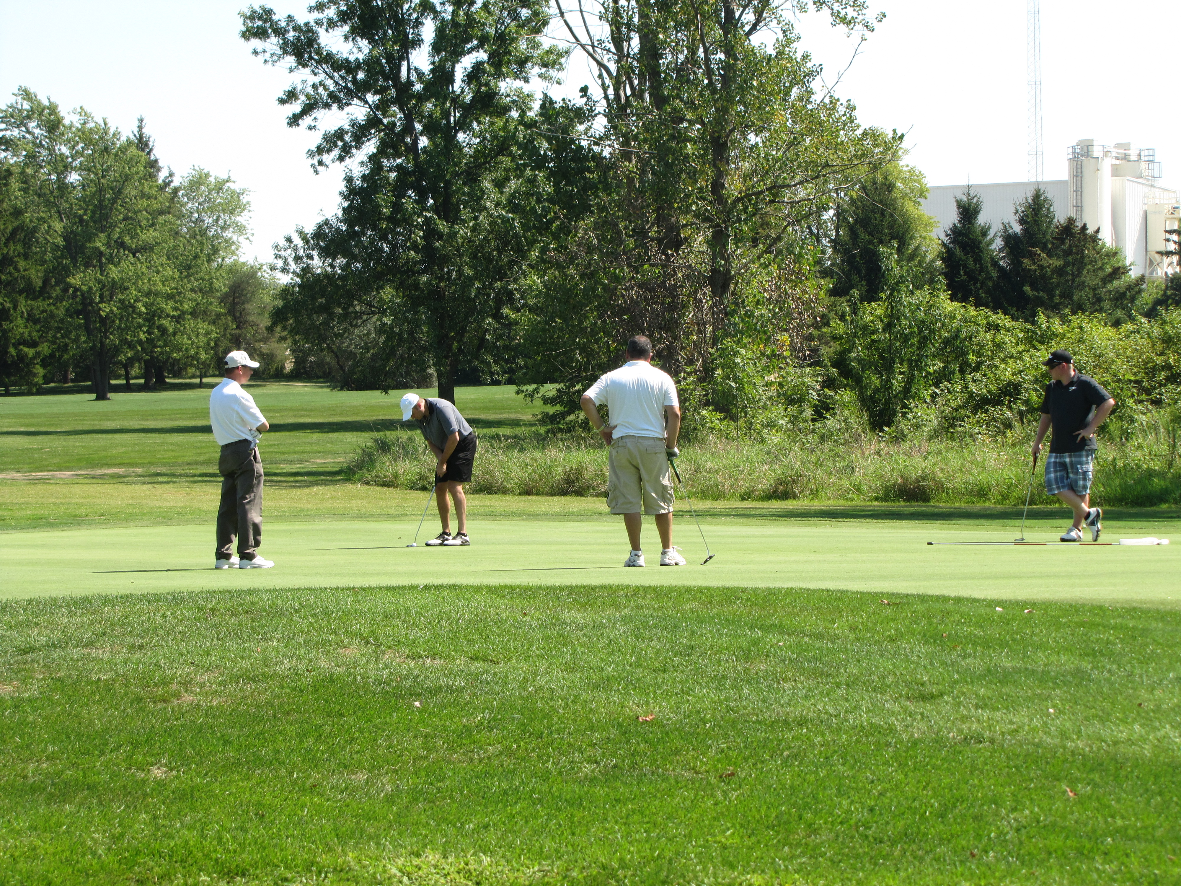 IAA 50th Annual Charity Golf Outing
